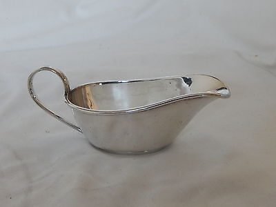 Antique Joseph Rodgers And Sons Silverplated Sauce Boat
