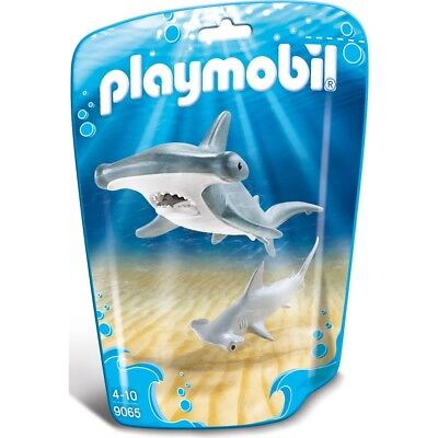 Playmobil® Family Fun Hammerhai mit Baby 9065