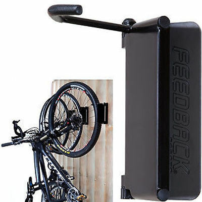 Feedback Sports Velo Hinge Wall Mount Bike / Cycle Bicycle Rack