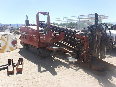 2000 Ditch Witch Jt4020 Directional Drill-Drill Head, Remote Display-4,070 Hrs!