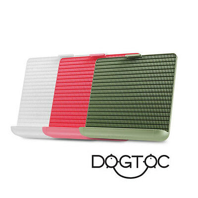 Waste-free Easy Eco Reusable Indoor Dog Potty Toilet Puppy Pee Training Tray Pad