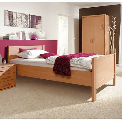 tina seniorenbett pflegebett krankenbett holzbett 120x200. Black Bedroom Furniture Sets. Home Design Ideas