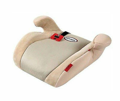 Komfort Kindersitzerhöhung Safe UP M Ergo nach ECE R44/04 15-36kg Summer Beige