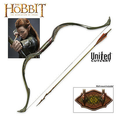 NEW War Sword The Hobbit Tauriel's Bow, United Cutlery