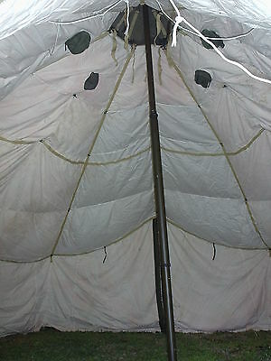 'LINER ONLY' for10 Man Arctic & Small GP Hexagonal Military tents