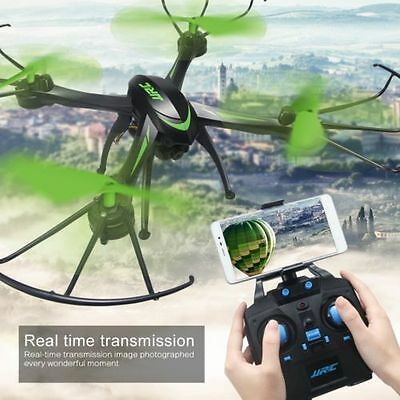 JJRC H98WH RC Quadcopter Remote Camera RC Drone UFO Wifi Helicopter Multicopter