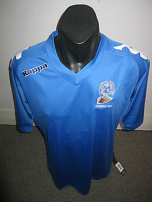 Fiji Kappa National Team Shirt Jersey Football Soccer Medium RARE