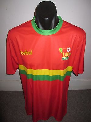 Guadeloupe Bobol Sports National Team Shirt Jersey Football Soccer Large