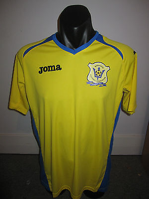 Barbados Joma National Team Shirt Jersey Football Soccer Medium RARE