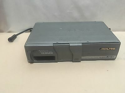 Alpine CHA-S604 Compact Disc Changer Not Tested