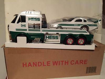 2016 Hess Toy Diecast Truck and Dragster..Free Shipping...Sold out at Hess
