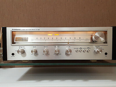 PIONEER SX 450, Hi Fi STEREO RECEIVER