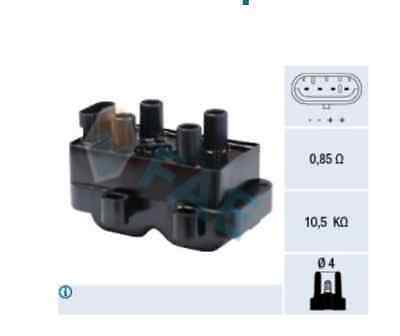 Fae 80222 Ignition Coil Dacia Nissan Renault