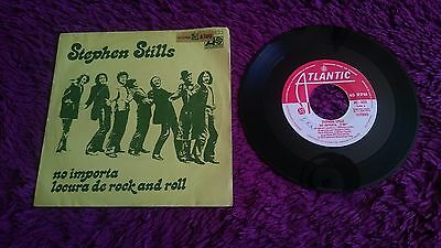 "Stephen Stills ‎– It Doesn't Matter ,  Vinyl, 7"", 1972 , Spain , HS 833"