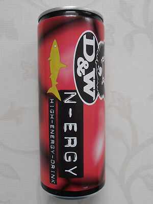 D&W N-ERGY Dose  BRD  (1998) 0,25l Can Germany