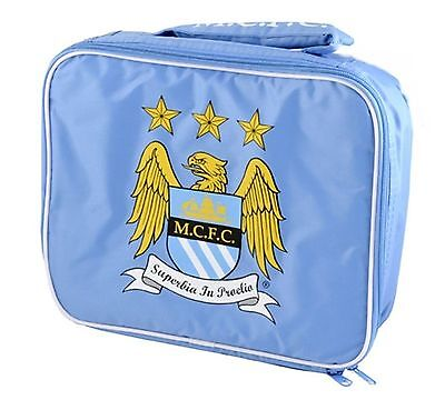 Manchester City Cooler Lunch Bag