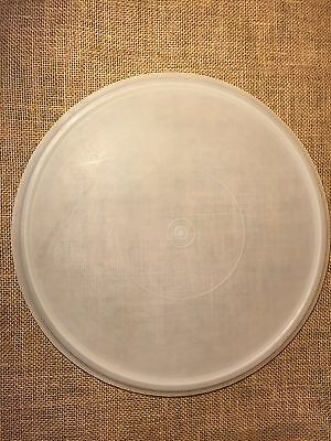 TUPPERWARE Vintage Party Susan Divided Server Tupper Seal REPLACEMENT LID 224-5