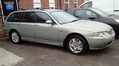 Rover 75 Cdti Se Club Tourer Estate - Low Mileage - French Or Uk Registered Rhd
