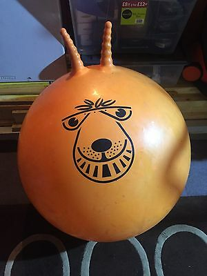 Large 85cm Inflatable Space Hopper