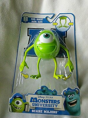"""Monsters University Mike Scare Majors 5"""" Action Figure"""