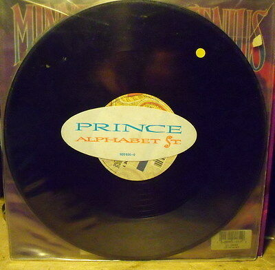 Prince - Alphabet St. - Mix 12""