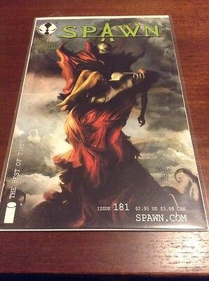 Spawn #181 (Image, 2008, First Print)
