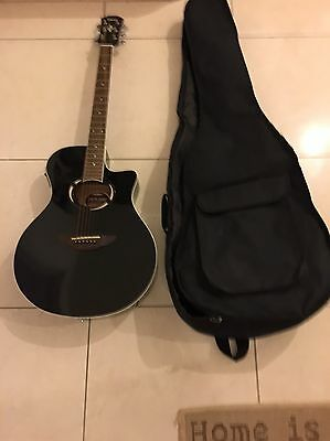 Yamaha APX500 Electro Acoustic Guitar And Soft Case