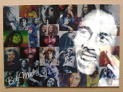 Bob Marley - Mosaic - Limited Edition print- New with COA