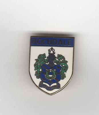 Old Rochdale Club Crest Badge