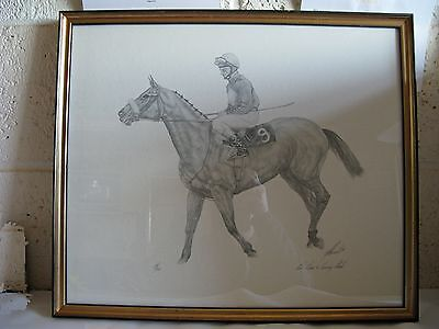 Red Rum & Tommy Stark - Limited Edition Print