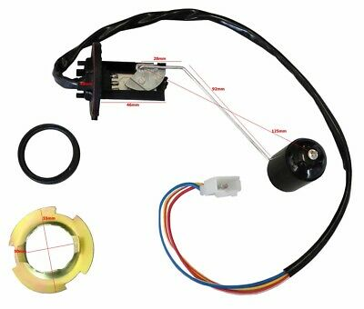 Fuel Level Sensor - Version 12 for GY6 150cc Chinese Scooters