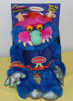 Talking My Pet Monster 2008 Collectible American Greetings Scary Retro Rad