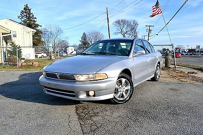2000 Mitsubishi Galant ES 2000 Mitsubishi Galant LOW MILEAGE! Gas Saver FWD OVER 30mpg Reliable!