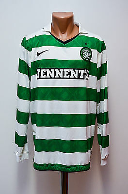 Celtic Scotland 2010/2011/2012 Player Issue Home Football Shirt Jersey Nike