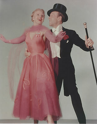 Ginger Rogers & Fred Astaire 8 X 10 Photo With Ultra Pro Toploader