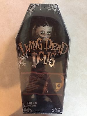 Living Dead Dolls- Killbaby- New, Sealed And Mint