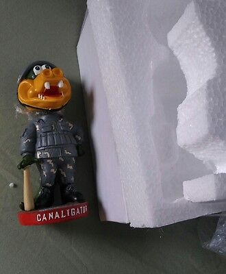 New in Box Lowell Spinners PGA Military Canaligator Bobblehead