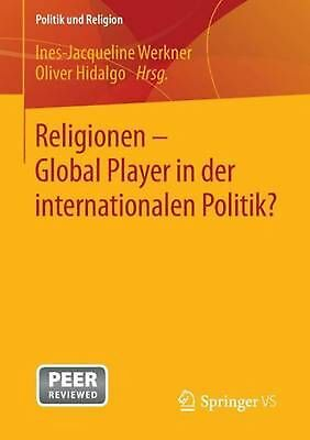Religionen - Global Player in Der Internationalen Politik? (German) Paperback Bo