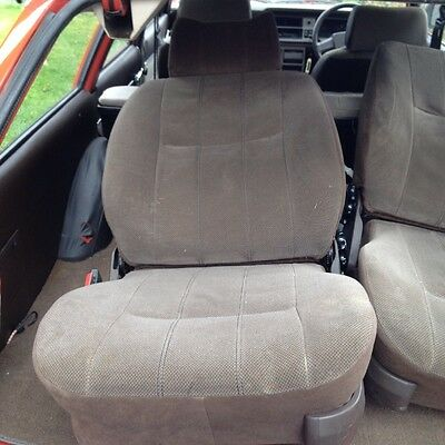 Ford Cortina Mk5 Ghia Estate. Front and. Rear.Seats