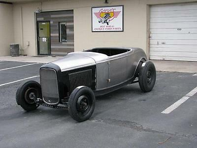 1932 Ford Other Roadster 1932 Ford Roadster Project Original Chassis Brookville Body w/ Title