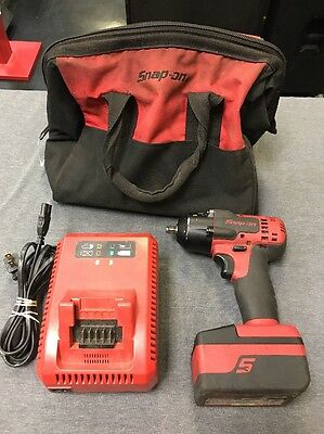 "Snap On (CT8810) 3/8"" Drive - 18 Volt Monster Lithium - Cordless Impact Wrench"