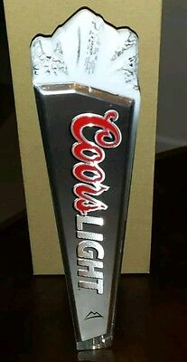 Coors Light Beer Tap Handle Large