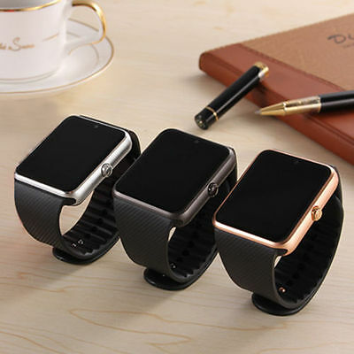 GT08 Bluetooth Smart Watch Touch Screen Phone Mate for Android iPhone IOS Newest