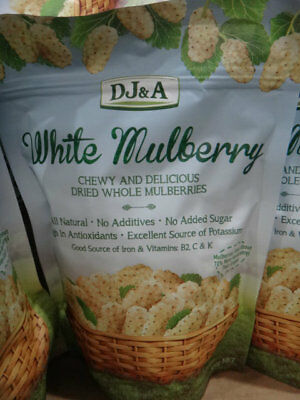 NEW DJ&A White Mulberries 500G from Fairdinks