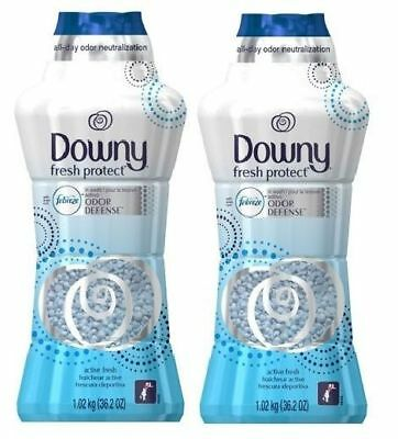NEW Downy Fresh Protect Beads 1.02KG from Fairdinks