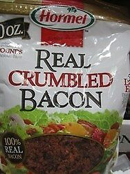 NEW Hormel Crumbled Bacon 576g from Fairdinks