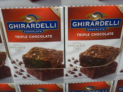 NEW Ghirardelli Triple Brownie Mix 3.41KG from Fairdinks