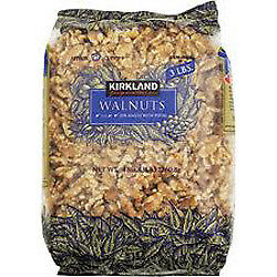 NEW Kirkland Signature Walnuts 1.36KG from Fairdinks