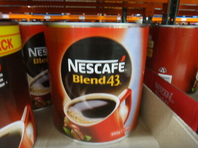 NEW Nescafe Blend 43 700G from Fairdinks