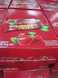 NEW Cadbury Cherry Ripe 48 x 52g from Fairdinks